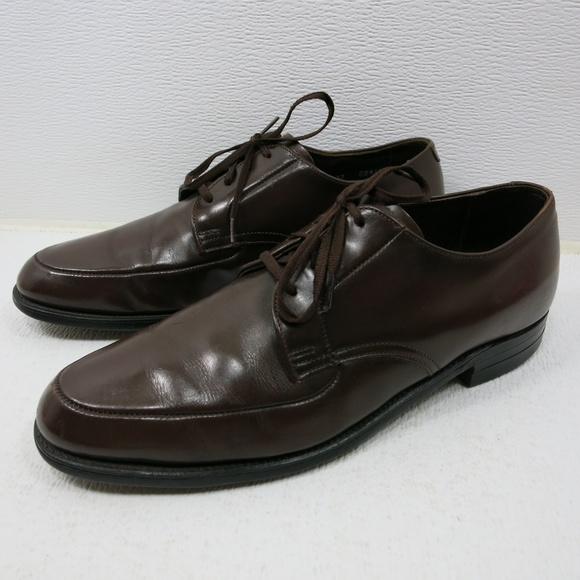 Leather Classics Other - Leather Classics Brown Dress Fashion Oxfords 9.5